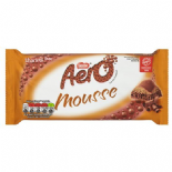 Nestle Aero Chocolate Mousse Block 150g